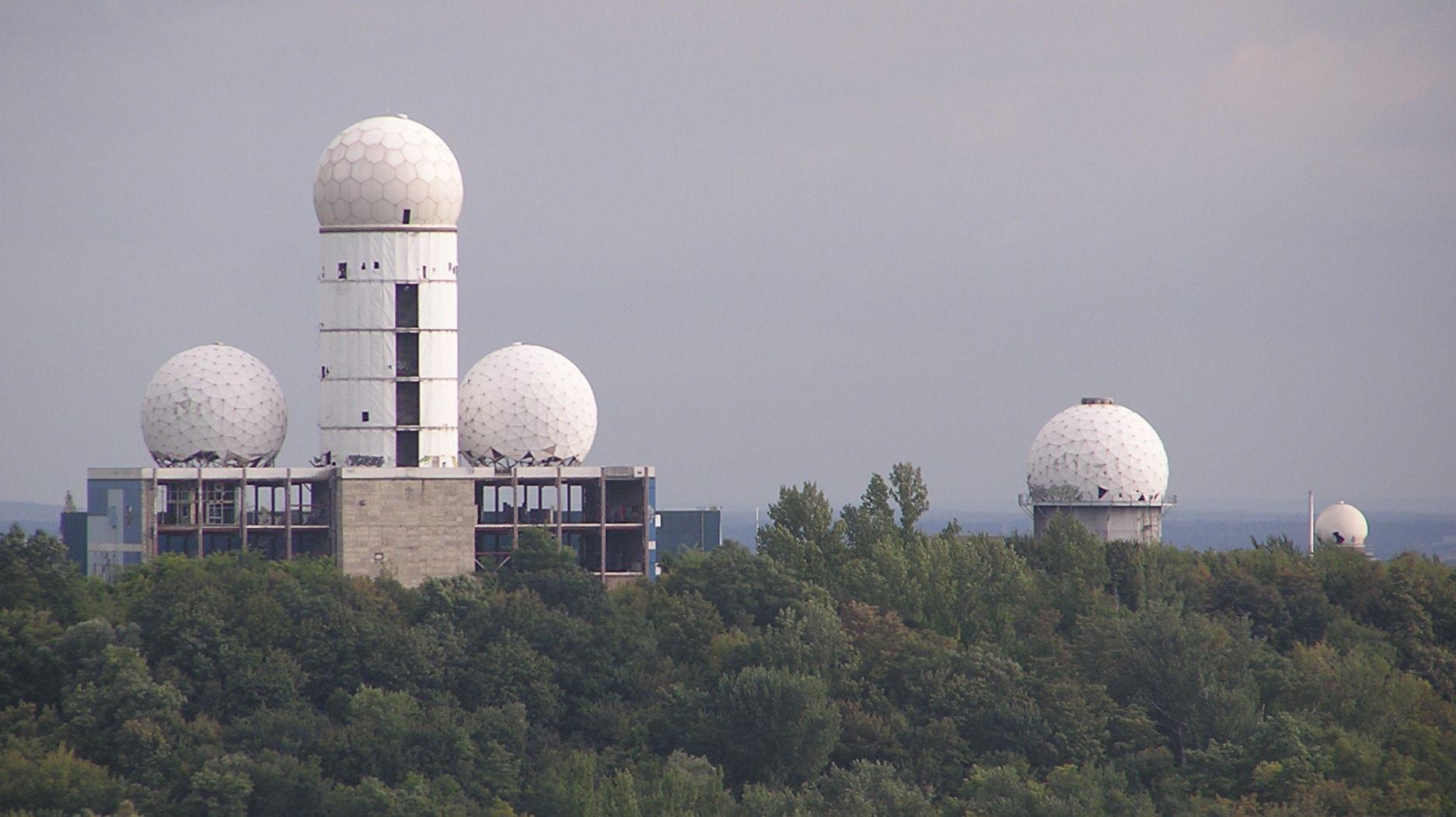 Antigua estación de escuchas Teufelberg (Wikipedia)